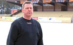 Micke Morin, Bollnäsfotbollens ordförande.