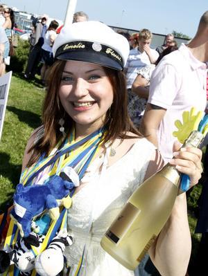 Vad händer nu?Emelie Roslund, Gävle praktiska:– Jag ska vara mammaledig och söka jobb inom florist.