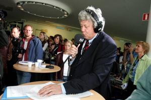 Genomtrevlige Ulf Elfving skulle kunna få en gråsten att smälta och berätta sitt livs historia, enligt journalisten Björn Häger.  Foto: Scanpix