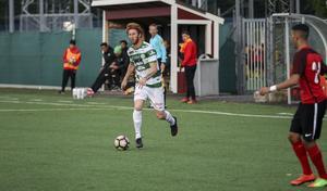 VSK Fotbolls Calle Svensson.