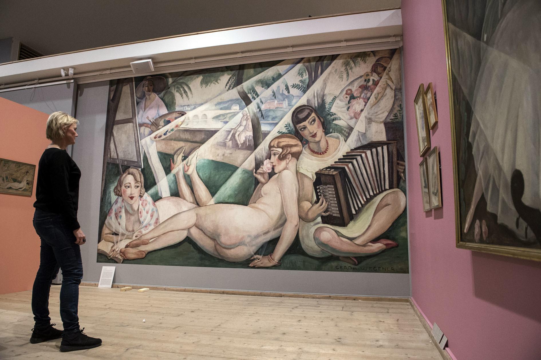 naken manliga konst modeller