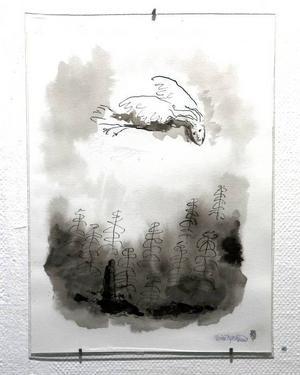 """""""Se en människa"""".  Av Karin Björklund."""