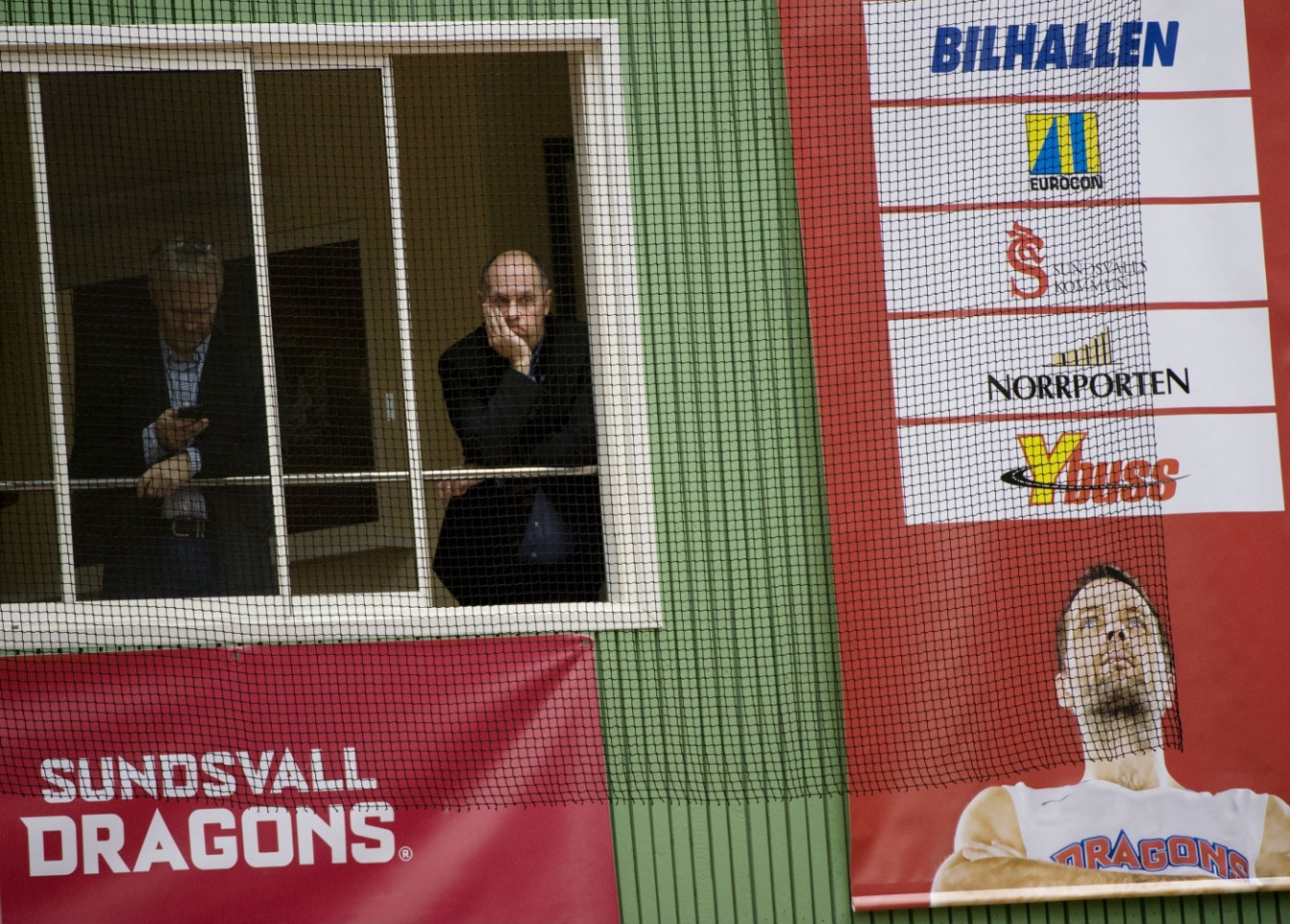 Alex wesby ater till sundsvall dragons 3