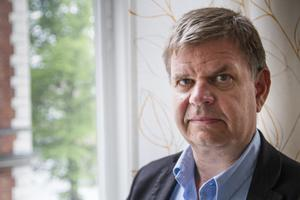 Sven-Erik Lindestam, kommunalråd (S) i Söderhamn.