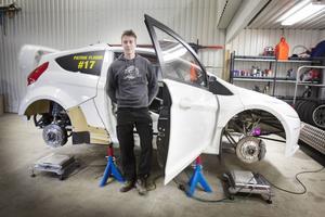 Supercar Lites är en ny SM-klass i rallycross som körs med fyrhjulsdrivna bilar med över 300 hästkrafter.