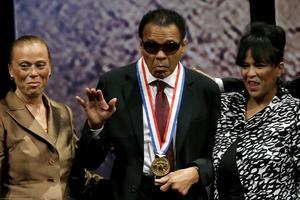 Muhammad Ali led av parkinson, något som förvärrade hans tillstånd under de sista dagarna.