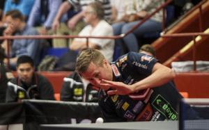 Mattias Karlsson besegrade Hampus Nordberg i en direkt avgörande match och skickade därmed Halmstad till final.