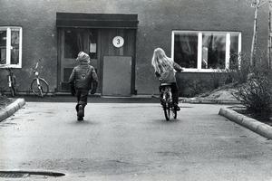 Bjurhovda 12 maj 1977.