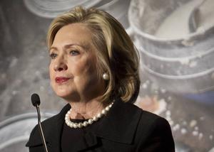 Hillary Clinton vill bli den lilla människans förkämpe.