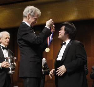 Japanen Nobuyuki Tsujiis vinst i USA räknas som sensationell.