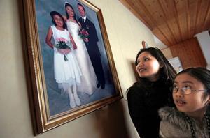 I höstas gifte sig Stefan och Pla, och Nöj var brudtärna.