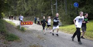Mellan tre och fem tusen kronor brukar Iggesunds skola kunna samla in under Skoljoggen.