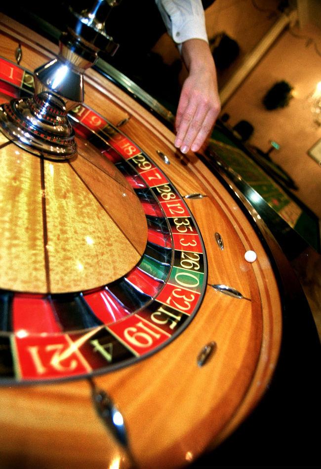Manga fall av misstankt penningtvatt pa statliga kasinon