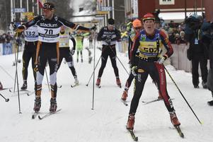 Katerina Smutna vann Vasaloppet i vintras före Britta Norgren Johansson som hindrades på upploppet.