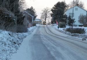 Nu finns en slutrapport klar om trafikproblematiken genom centrala Söderbärke.