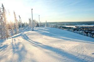 Ladängen invigdes för exakt två år sedan och blev ett lyckat nytillskott för skidåkarna på Östberget.
