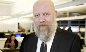 Daniel Nordström, chefredaktör och ansvarig utgivare för Fagersta-Posten.