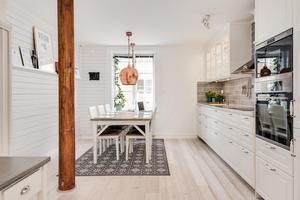 En bostadsrätt på Engelbrektsgatan 4 i Falun är med på Hemnets Klicktoppen, över de mest klickade dalaobjekten under vecka 40.
