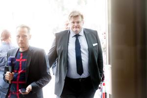 Bernard Khouris försvarsadvokat Fredrik Ungerfält.