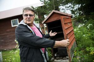 När Eilert går i pension kommer det att finnas tid för rökning av fisk och kött.