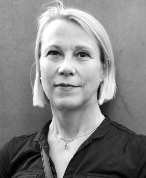 Tonsättaren Katarina Leyman.