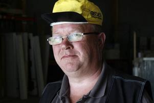 Anders Hulander fyller 50 år i dag. Födelsedagen firas med en kryssning på Östersjön.