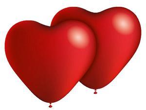 Love is in the air, Clas Ohlson, 29:- för 10 stycken