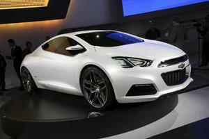 Chevrolet kan även göra snygga och små sportbilar. Fast än så länge är TRU 140 S bara på konceptstadiet. Den är byggd på samma plattform som Chevrolet Cruze och försedd med en 1,4-liters turbomotor på 140 hästkrafter.