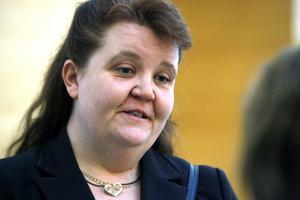 Kammaråklagare och tillika förundersökningsledare Frieda Gummesson säger att utredningen kring den människorovsmisstänkte 44-åringen nu är i sitt slutskede.