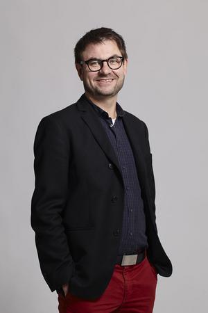 Mikael Flodström. Vd på Scenkonstbolaget.