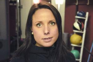 Anna Ullström är personlig tränare.