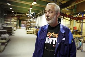 Metalsl ordförande, Bobbo Olsson, hoppas att nedläggningen kan leda till en nystart för många.