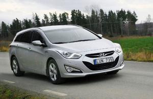 Hyundai i40. Foto: Rolf Gildenlöw