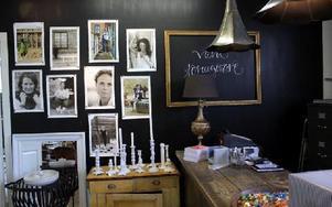 Norrgården har ett speciellt samarbete med konsthantverkare och formgivare runt om i Dalarna.