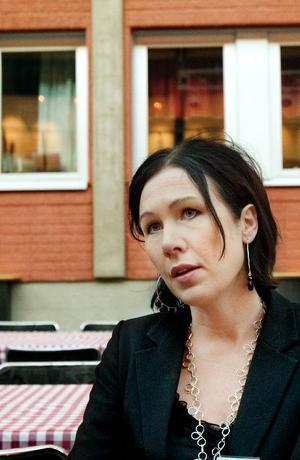 Katarina Nyberg Finn tar över AnnSofie Anderssons post.Foto: Ulrika Andersson