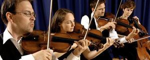 Weberkvartetten bjuder upp till tango i Norrbo kyrka i sommar.