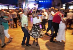 Totalt har 48 400 besökare roat sig i Malung under årets Dansbandsvecka.