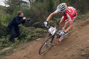 Downhillcykling kanske kan vara något för Frösöberget?Foto: Scanpix