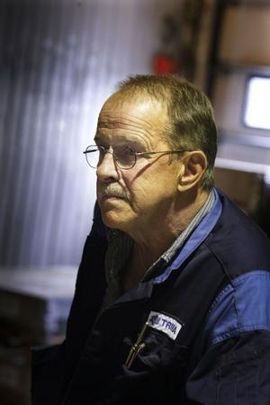 Sven-Ove Hansson har arbetat på Trima i 40 år. Han kommer att sakna gemenskapen när jobbet tar slut.