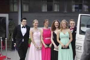 Studentbalen förra året i maj 2015.