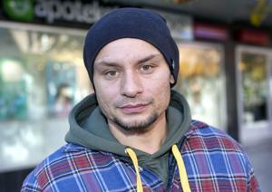 David Danielsson, 36 år, från Hudiksvall– Ja, det skulle jag kunna tänka mig. Man har ändå ingen användning för kroppen när man ligger under jorden.
