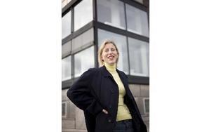 Karin Willén, ordförande för Konstnärernas Riksorganisation.