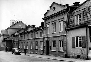 IOGT-lokalen, Godtemplarlokalen, på Västgötegatan 5 Västerås. Bilden är från 50-talet.