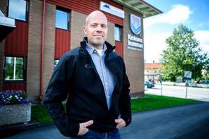 Fastighetschefen i Krokoms kommun, Tomas Nilsson.
