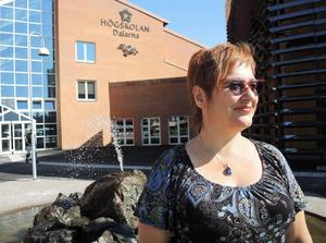 Marita Hilliges vill inte att studenter ska bo i Tjärna ängar.