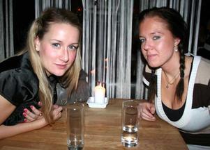 Tabazco. Marika och Anna