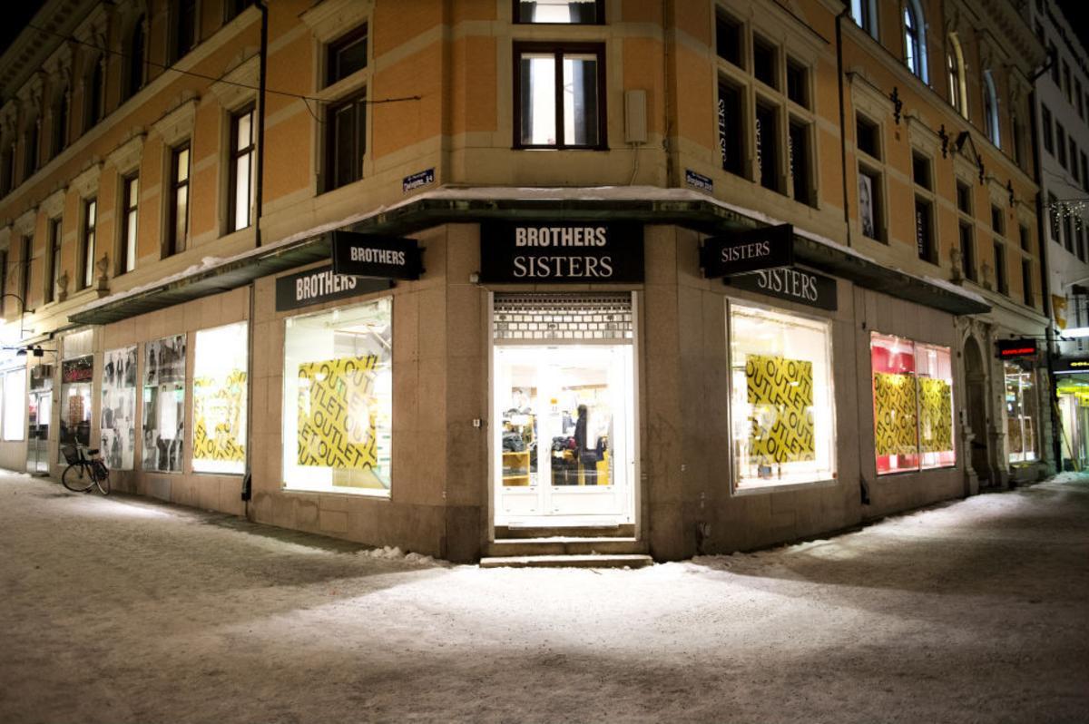 Brothers stänger i Stenstan 6f9955a5d381f