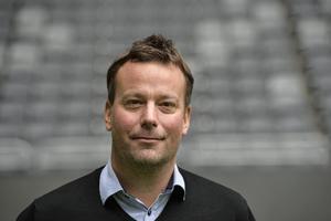 Brobergs sportchef och tränare Svenne Olsson.