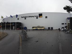 Sparbanken Lidköping Arena – hemvist för Lidköpings AIK.