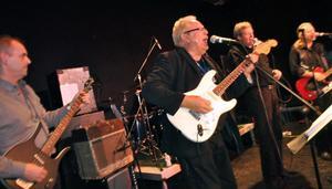 Why återförenades för en kväll på Kulturens hus i Söderhamn. Det var över 40 år sedan de stod på scen tillsammans senast.